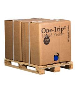IBC 2x250L cardboard container